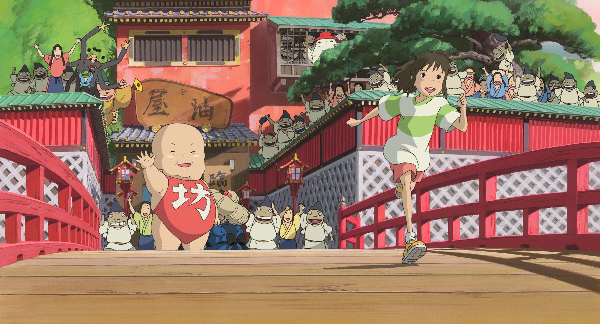 Nádherný anime japonský film Cesta do fantazie přichází do Filmového OKA Havlíčkův Brod